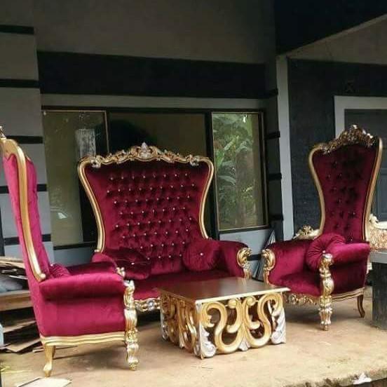 Set Sofa Tamu Syahrini